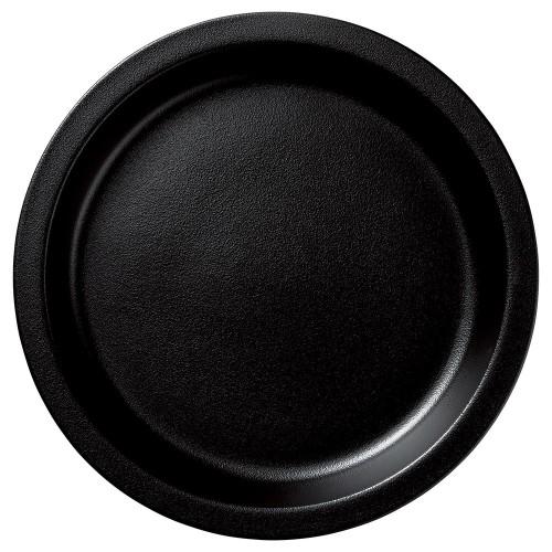 78102-250 ガストロノームパン(UAE) 丸型深M黒|業務用食器カタログ陶里30号