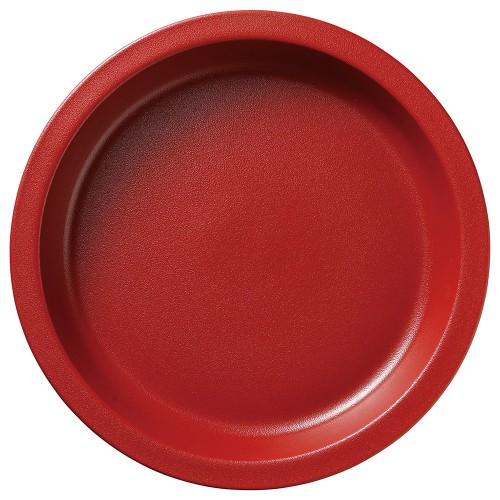 78103-250 ガストロノームパン(UAE) 丸型深L赤|業務用食器カタログ陶里30号