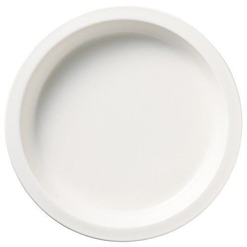 78105-250 ガストロノームパン(UAE) 丸型深L白|業務用食器カタログ陶里30号