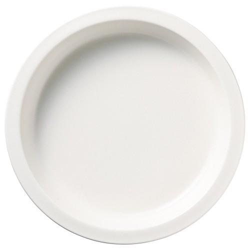 78106-250 ガストロノームパン(UAE) 丸型深M白|業務用食器カタログ陶里30号