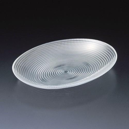 81209-250 プリズムオーバルプレート(L) 業務用食器カタログ陶里30号