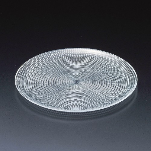 81211-250 プリズムデザートプレート 業務用食器カタログ陶里30号