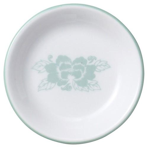 81612-050 ヒスイぼたん 3.0皿|業務用食器カタログ陶里30号