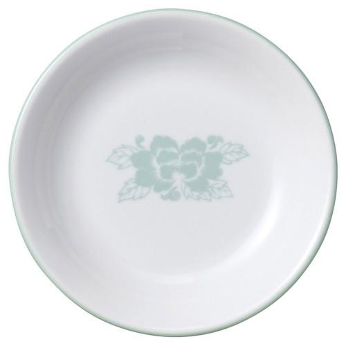 81614-050 ヒスイぼたん 4.0皿|業務用食器カタログ陶里30号