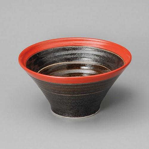 84806-160 三色柚子7.0めん鉢|業務用食器カタログ陶里30号