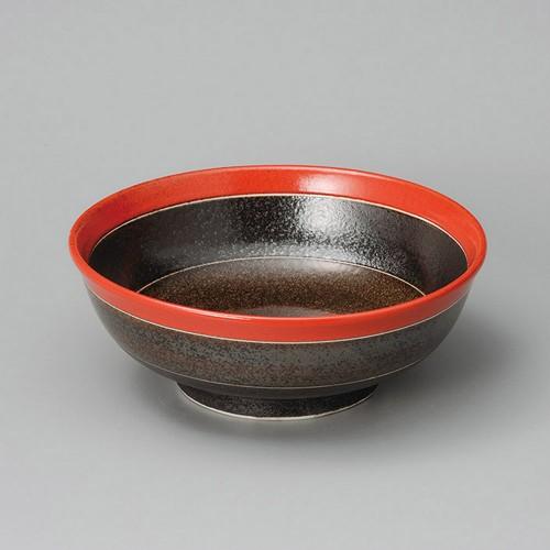 84810-160 三色柚子6.5腰張丼|業務用食器カタログ陶里30号