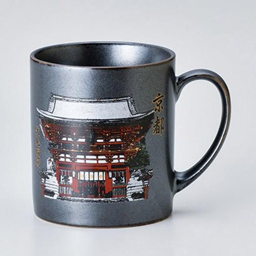 85808-380 80mmマグ鉄結晶 伏見稲荷 桜門|業務用食器カタログ陶里30号