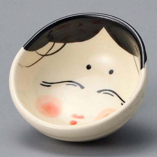 86915-100 新おかめ盃|業務用食器カタログ陶里30号