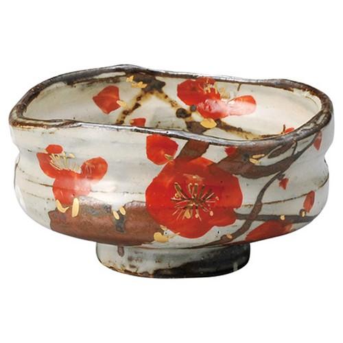 87218-080 梅福良碗(貼箱)|業務用食器カタログ陶里30号