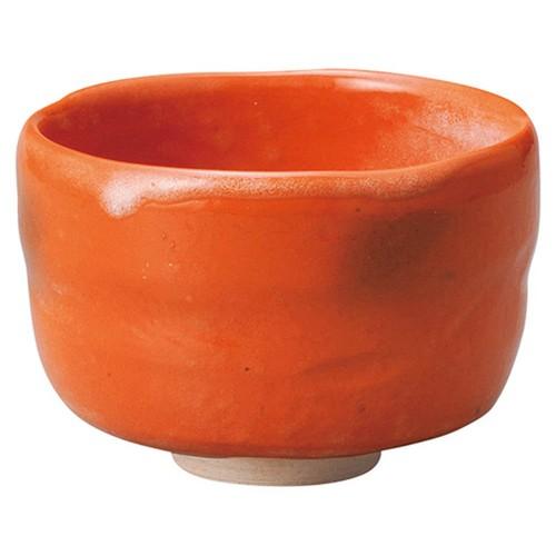 87222-450 赤楽茶盌(木)匠楽作|業務用食器カタログ陶里30号