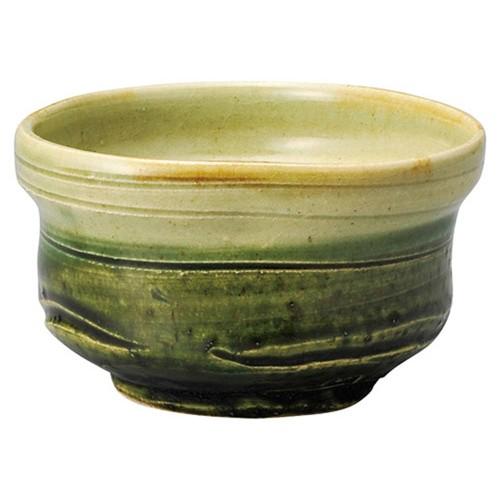 87224-330 織部かすみ抹茶碗(化)|業務用食器カタログ陶里30号