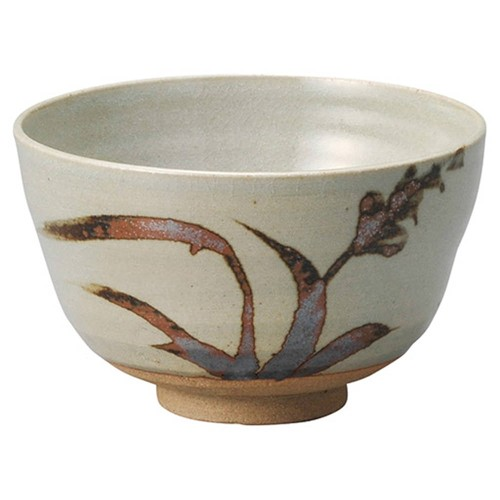 87227-120 唐津抹茶碗(化)|業務用食器カタログ陶里30号