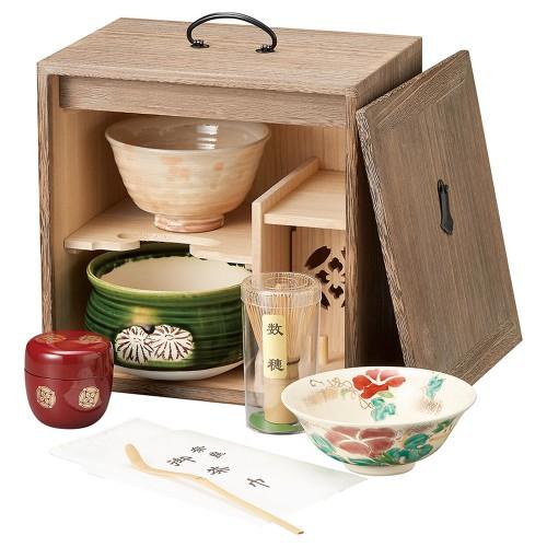 87403-450 色紙箱揃(焼桐)|業務用食器カタログ陶里30号