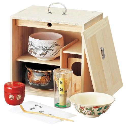 87405-450 色紙箱揃(桐)|業務用食器カタログ陶里30号