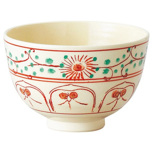 87411-450 安南写茶盌(化)|業務用食器カタログ陶里30号