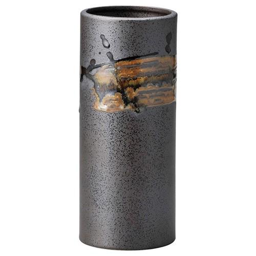 87602-270 流木筒花瓶小(箱入) 業務用食器カタログ陶里30号