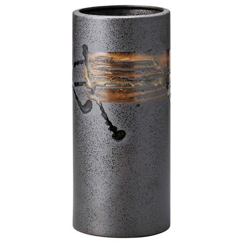87603-270 流木筒花瓶大(箱入) 業務用食器カタログ陶里30号