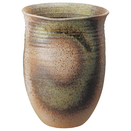 87801-430 古陶窯肌傘立 業務用食器カタログ陶里30号