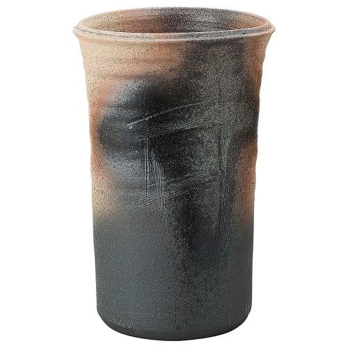 87816-430 古陶窯変傘立 業務用食器カタログ陶里30号
