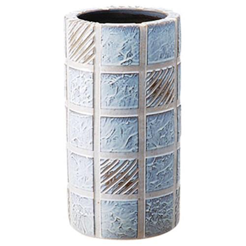 87819-430 格子彫傘立 業務用食器カタログ陶里30号