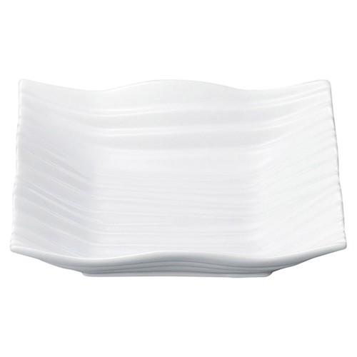 03804-110 ウェ-ブ20cm深皿|業務用食器カタログ陶里30号