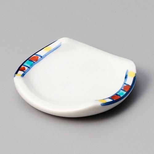 44010-460 色間取受皿|業務用食器カタログ陶里30号