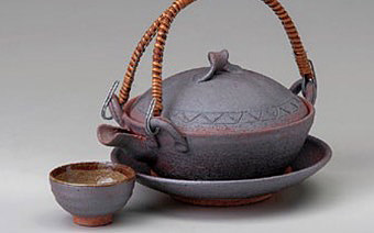 土瓶むし Dobin Soup Pot Set